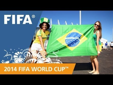 FOOTBALL -  FIFA TV commercial: 'Brazil' - short - http://lefootball.fr/fifa-tv-commercial-brazil-short/