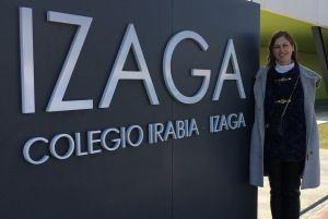 Visita al colegio Irabia-Izaga