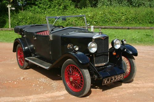 "Riley ""9"" Plus, tourer For Sale (1930) on Car And Classic UK [C366259]"