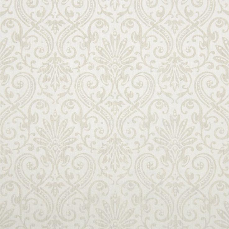 Tapet textil crem floral 072371 Sentiant Pure Kolizz Art
