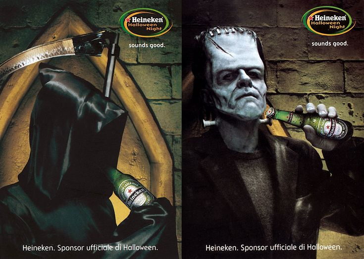 <b>These are the best corporate Halloween ads of the last 10 years, or so.</b>