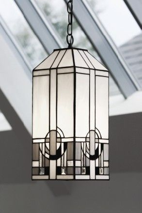 Art Deco Tiffany Ceiling Lights Lighting Pendant Lantern Shades | eBay