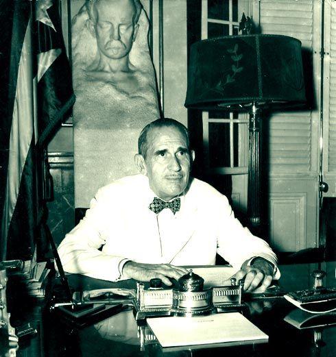 El Veraz - San Juan, Puerto Rico: Presidentes de Cuba Ramon Grau San Martin