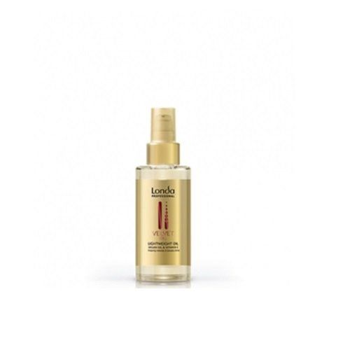 Londa Professional Velvet Oil Lightweight Oil Lengvas Plaukus Atkuriantis  Aliejus 30ml
