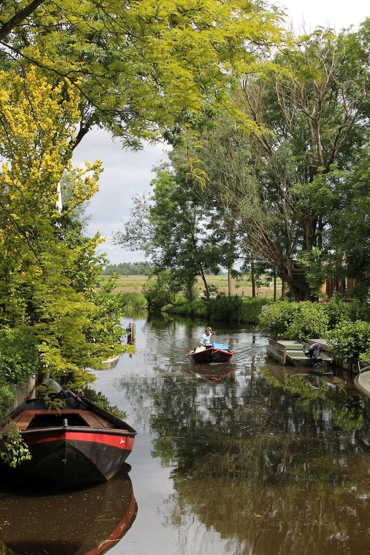 Broek in Waterland, Noord-Holland.