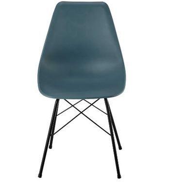 #chaisedesign #chaisebleue #lebleudansladeco #blue On craque pour cette chaise design bleue qui sera ultra tendance autour d'une table dans un séjour moderne, derrière un bureau ou dans une chambre. On aime le look moderne et épuré de cette chaise http://www.decoration.com/chaise-design-bleue-maison-du-monde,fr,4,MDM155934.cfm