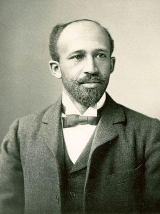 20th century sociologist, historian, civil rights activist, Pan-Africanist, & author W.E.B. DuBois