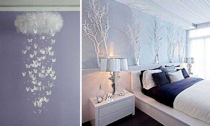 Decoraci n frozen para habitaciones infantiles for Accesorio de decoracion de la habitacion