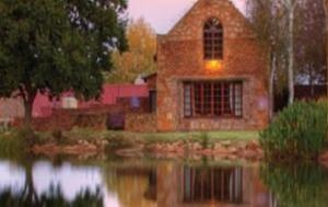 Hotel Critchley Hackle, Dullstroom, South Africa.