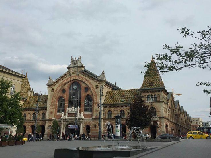 Central market, Budapest,  HUN