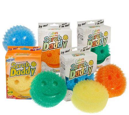 73 Best Scrub Daddy Images On Pinterest Scrub Daddy