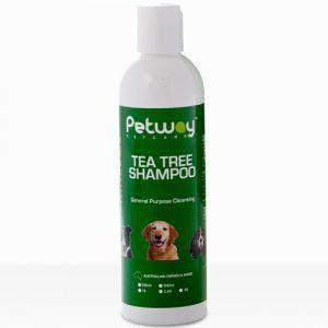Tea Tree Natural Dog Shampoo
