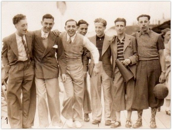 Men's fashion '30s
