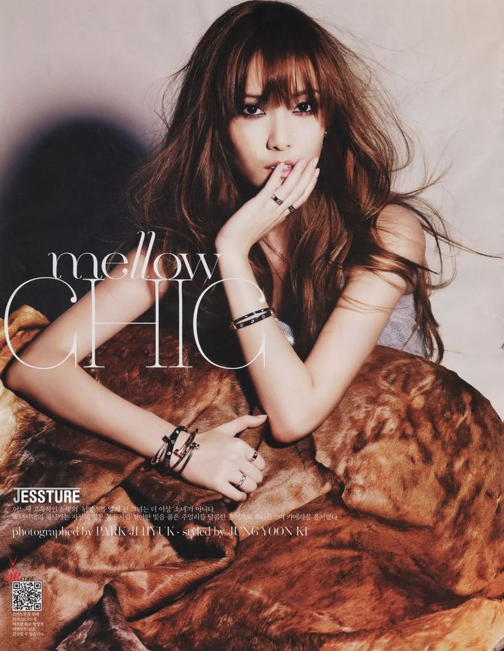 SNSD'S Jessica for W Korea September