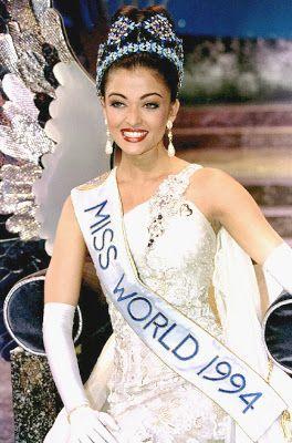 Aishwarya Rai miss world 2004