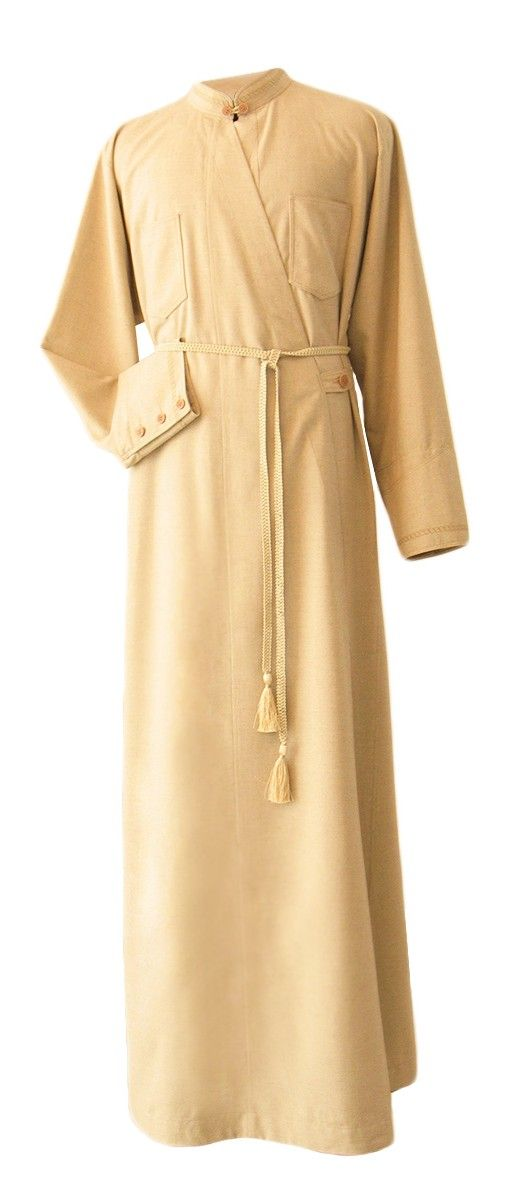$160.00 Linen Summer Undercassock from the Workshop of St. Elisabeth Convent…