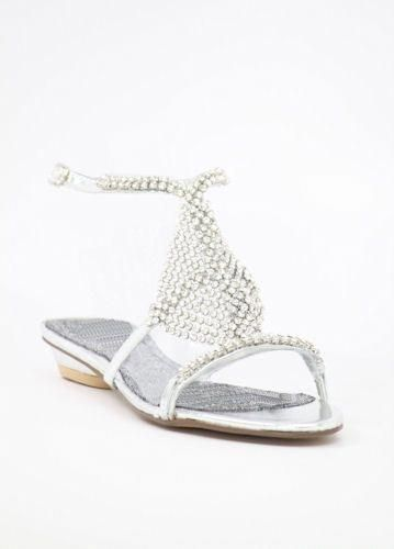 Silver Prom shoes with flat heels (Style 500-1) --since I d rather be  comfortable and not taller then my date-- Elegant prom shoes - gol… 998ec0491