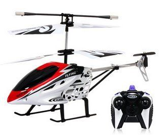 Grabby Flying Remote Control Helicopter - Hx708 (Color May Vary)