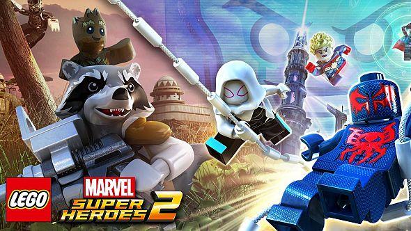 LEGO Marvel Super Heroes 2 Crack est le deuxième amusement de l'arrangement Open World.