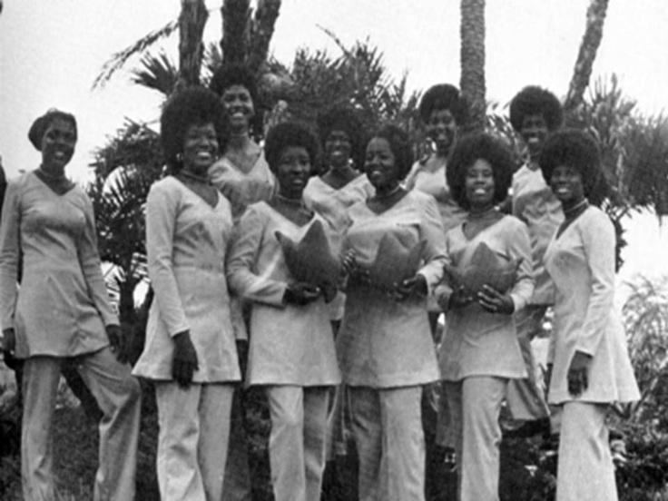 Loving Herstory,,Alpha Kappa Alpha was one of the first black sororities at USF. 1972 University of South Florida #followprettypearlsinc AKA 1908