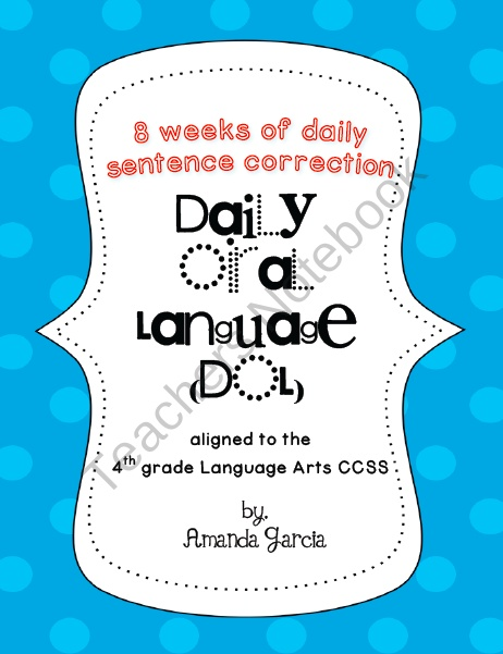 Printables Daily Oral Language 3rd Grade Worksheets Free 1000 ideas about daily oral language on pinterest student led conferences reading wonders and language