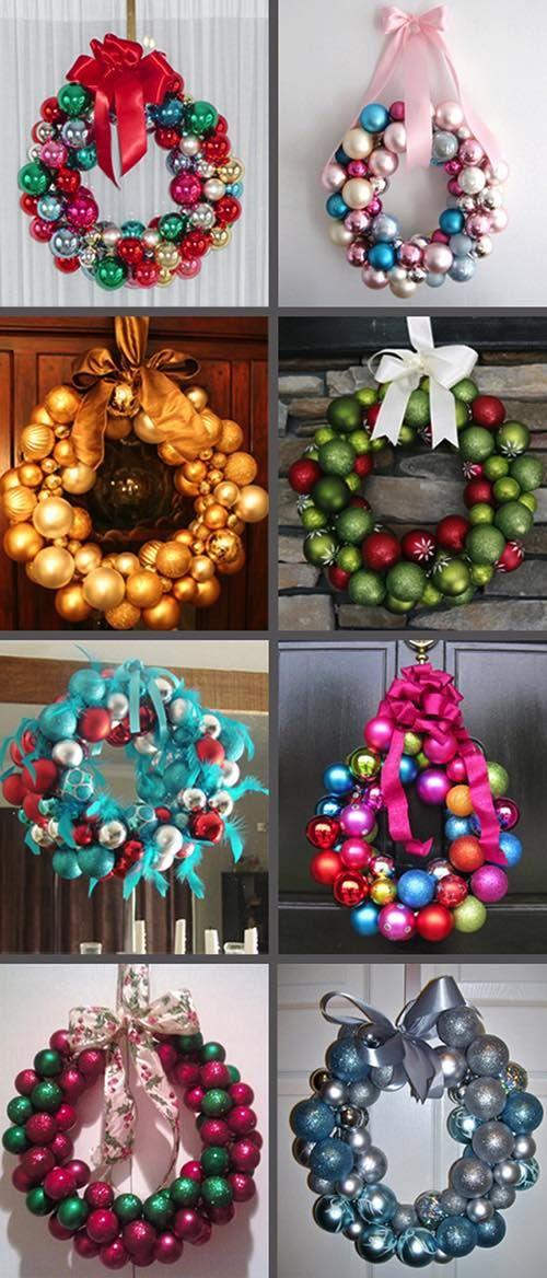 Úžasný nápad, ako jednoducho a lacno vyrobiť nádhernú vianočnú ozdobu. Určite to vyskúšam a vyrobím jednu aj sebe.