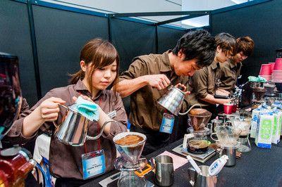 【レコールバンタン】コカ・コーラWEST協賛!!誰もが知っているコーヒーブランド『GEORGIA』の豆を使った『Vantan Café suppoted by GEORGIA』特設ブースが1日限定オープン!!!