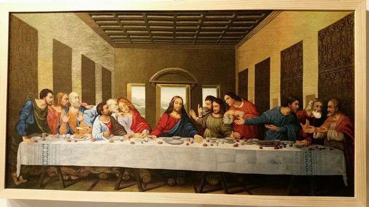 최후의 만찬, The Last Supper