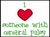 Cerebral palsy is not my child