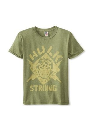 41% OFF Junk Food Kid's Hulk Strong Tee (Safri)