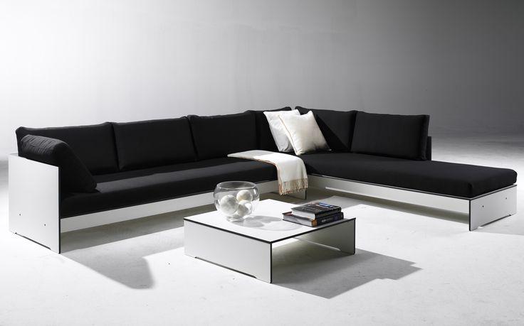 Riva Lounge - zestaw idealny na spotkanie biznesowe. Możliwość indywidualnego dopasowania.