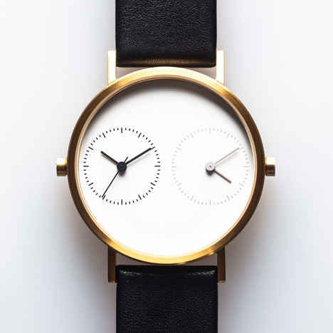 A Dual Dial Watch | 20 Things That Will Help You Through Your Long Distance Relationship