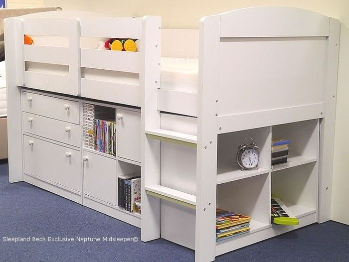 25 Best Ideas About Mid Sleeper Bed On Pinterest Mid