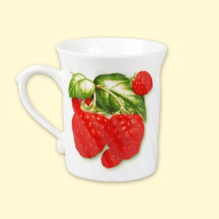"SHOP-PARADISE.COM:  Набор кружек ""малина"" (6 шт. ) 250 мл 8,40 €"