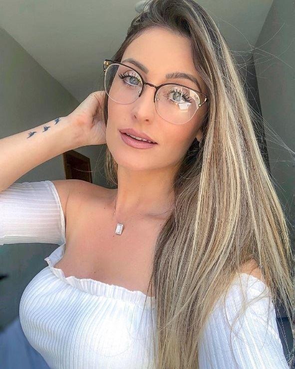 A Escolha Do Oculos De Grau Perfeito Arrasou Gisartoo Linda