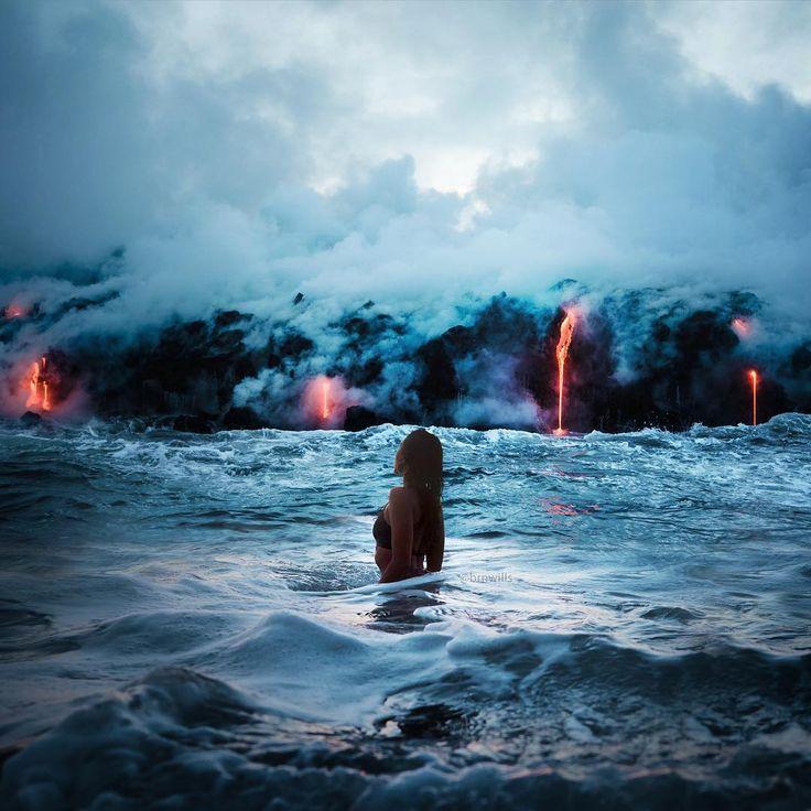 Сказочный инстаграм Брендана Уильямса « FotoRelax