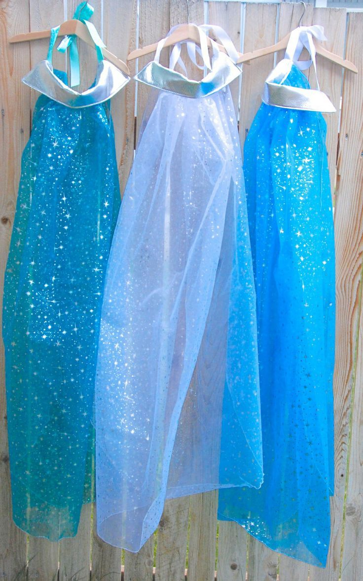 Queen Elsa's cape. My girls would die!