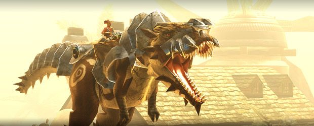 Armor for T-rex