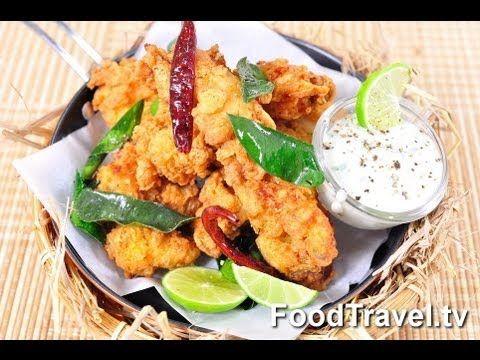 ไก่ทอดซอสโยเกิร์ต Fried Chicken with Yogurt Sauce - YouTube