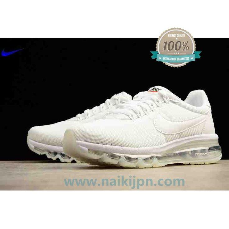 (NIKE AIR MAX LD-ZERO) ナイキ エア マックス LD-ZERO 896495-100 正規品 ランニング靴 白 White ホワイト T Unisexユニセックス
