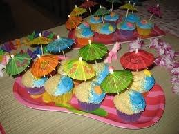 hawaiian birthday party - Google Search