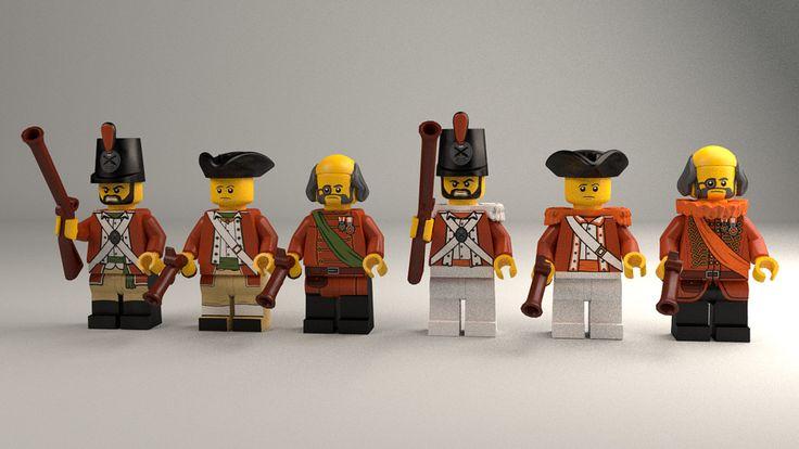 A record of Lego - http://bricksandblocks.net/a-history-of-lego/