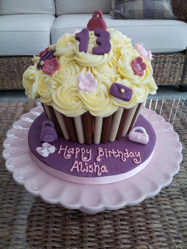152 Best Cakes 13th Birthday Images On Pinterest 13th Birthday