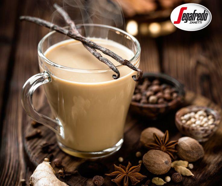Gdy brakuje nam sił, a koncentracja słabnie przygotowujemy Hongkong espresso w wersji long z dodatkiem przypraw korzennych.#Segafredo #KawaSegafredo #kawa #hongkongespresso #pobudzenie #energy #naturalnyenergetyk