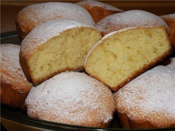 Шустрый повар.: Простые, вкусные кексы . Делаем всего за 5 мин