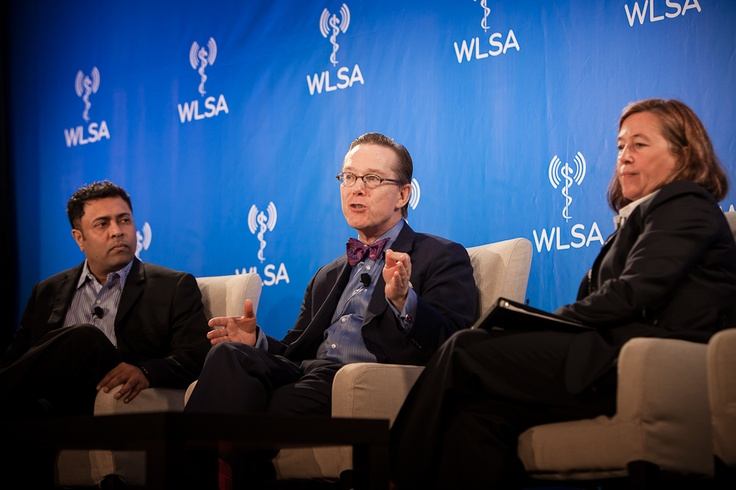 Validating Innovation for Healthcare: Dr. Leslie Saxon, Chief, Division of Cardiovascular Medicine, USC Keck School of Medicine; Professor of Clinical Medicine, (Clinical Scholar), USC with David Albert, MD : Founder & CMO, AliveCor and Navin Govind : Founder & CEO, Aventyn at WLSA's Convergence Summit