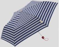 Seasalt Brolly Breton French Navy Rainstopper Umbrella Buy online at www.jinneyring.co.uk
