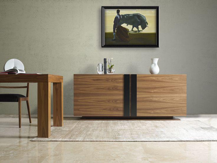 Credenza moderna cerca con google muebles pinterest - Aparadores modernos para comedor ...