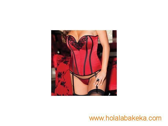 Corsetto rosso Milano - Holala Bakeka - Annunci Gratuiti