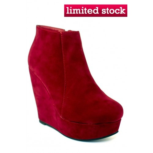 http://lessthan10pounds.com/footwear/boots/suede-feel-wedge-boots-limited-stock.html